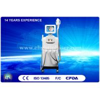 China 3 Handpieces IPL Skin Rejuvenation Machine Super Hair Removal Flexible Screen wholesale