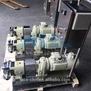 Quality Sanitary Stainless Steel Heat Retaining Rotary Horizontal LobePump Rotary Lobe for sale