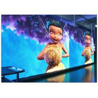 China HD P3.9 LED Video Walls for Stage Background 1080P High Color Contrast wholesale