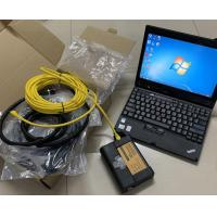 China FOR bmw diagnose tool icom a2 b c with hdd 500gb ista expert mode laptop x200t touch screen pc ready to work wholesale