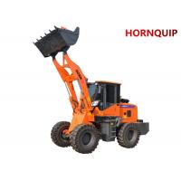 Buy cheap Durable 1600kg Compact Articulated Small Wheel Loader Small Front End Loader 930 from wholesalers