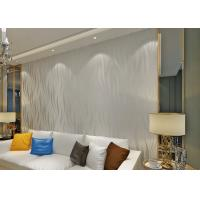 Quality 3D Peel And Stick Modern Removable Wallpaper Washable For Office , Strippable Type for sale
