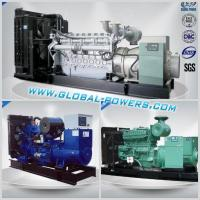 China 10Kw - 80Kw Prime Power Diesel Generator Set (Soudproof Available) With Perkins Diesle Engine wholesale