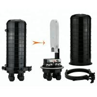 Buy cheap 48C Dome ODF Optical Distribution Box Dome Joints Fibre 1 In 4 Out from wholesalers