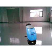 China Dycon Fully Automatism Industrial Floor Scrubbing Machines For Food Factory using wholesale