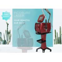 Buy cheap Picosure 1064 532 Q switch ND Yag Laser / Picosecond Laser Tattoo Removal from wholesalers