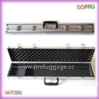 China Silver Tool Box Aluminum Hard Carry Case with EVA (SATC001) on sale