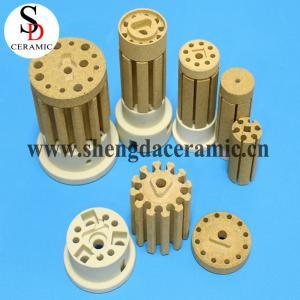 China Cordierite Ceramic Insulator for Bobbin Heater wholesale