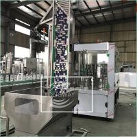 Buy cheap Plastic Bottle Pure Water Production Line /Plant /Mineral Drinking Water Rinser from wholesalers