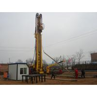 China Automatic Rotary CBM drilling Rig MD-750 With Diesel Engine Power Of 275kw wholesale