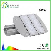 China High Lumens IP67 Solar Powered Led Street Lights 100Watt For Park , 90 Luminous wholesale