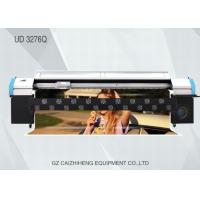 China Automatic Wide Format Solvent Printer Desktop High Resolution UD 3276Q 3200mm wholesale