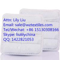 China Tray Packing Airline Towels 100% cotton Face Towel Hot towels wholesale