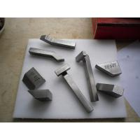 Custom Made Tungsten Bucking Bars Milled Or Polished Surface Finish Type