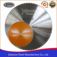 China Good Sharpness Diamond Wall Saw Blades For Reinforced Concrete Cutting OEM wholesale