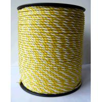 China Hot sales polyrope electric fence shock PE UV stabilized poly rope for animal farm fence QL722 wholesale