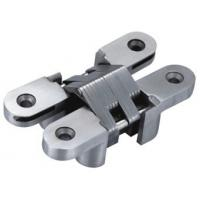 China Durable Fire rating Stainless Concealed Door Hinge 19x95mm 180 Degree wholesale