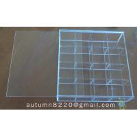 China BO (154) acrylic counter display cases wholesale