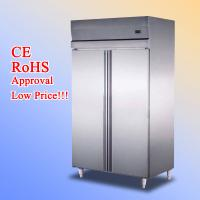 Quality Commercial Upright Freezer , Kitchen Refrigerator Freezer CE CB for sale
