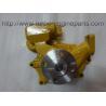 China 4d95s Komatsu 6204-61-1301 Outdoor Engine Water Pump / Engine Coolant Pump wholesale
