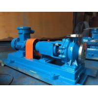 China Low Noise Industrial End Suction Centrifugal Pump With Compact Structure wholesale