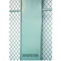China Durable Metal Mesh Partitions , Adjustable Wire Mesh Security Partitions 18 Lbs wholesale