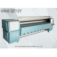 China High Resolution Inkjet Wide Format Printing Machines Infiniti Sk4 Solvent Ink FY-32712Y wholesale