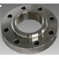 China Din Standard Weld On Forged Steel Flanges And Fittings For Plumbing / Boiler ISO 9001 - 2008 ASTM A105 on sale