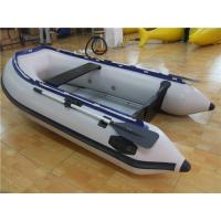 China 3m Hard Bottom Kids Inflatable Water Games Inflatable Pool Boat High Safety Performance wholesale