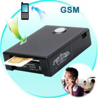 China New GSM Spy Audio Listening Bug Remote Transmitter with sound activation auto callback wholesale