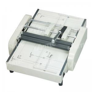 China HD-ZY1 70Gsm Paper Booklet Maker , Manual Free Pamphlet Maker on sale