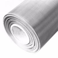 China 14*100 Mesh Plain Dutch Weave Stainless Wire Mesh 0.02mm-0.08mm Diameter wholesale