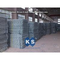 China Professional Galvanized Wire Gabion Basket Protection Engineering Stone Cages wholesale