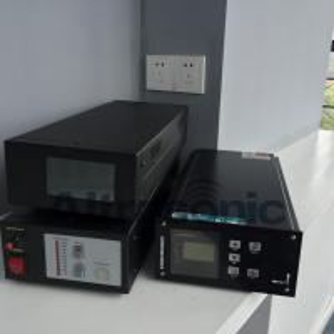 China LCD Screen Ultrasonic Power Supply Ultrasonic Digital Generator 100W - 4200W wholesale