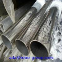 Quality Super Duplex Stainless Steel Galvanized Seamless Pipe / Alloy 32750 Chemical Fertilizer Pipe for sale