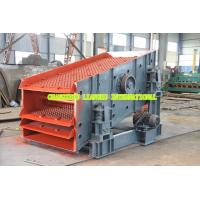 China Y Series Single Deck Vibrating Screen , High Efficient Vibrating Screen Machine on sale
