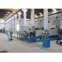 China Fast Speed Automotive Cable Extrusion Line Computerized Control Energy Efficiency wholesale