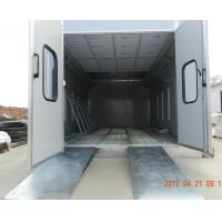 China Outdoor and indoor Paint Car Spray Baking Oven with EPS panels wholesale