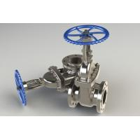 China 2 Inch Cast Steel Gate Valve ISO 10434 - ANI / API Std 600 Class 900 on sale