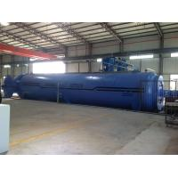 China Composite Materials Pressure Vessel Autoclave Temperature With Plc Control System wholesale