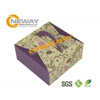 Buy cheap Printed food packaging boxes Take Out Food Boxes for Breakfast Delivery product