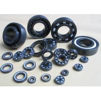 China Si3N4 Full Ceramic Bearings , Cage Was Made By PTFE , GFRPA66-25 , PEEK , PI , Phonemic Textiles Tube , etc . wholesale