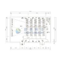 China 3D Cinema Movie Theater Design plans with High definition cinema effects for screening room wholesale