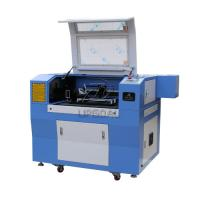 Quality 700*500mm Invitation Card Greeting Card Co2 Laser Cutting Machine with Rotary Axis for sale
