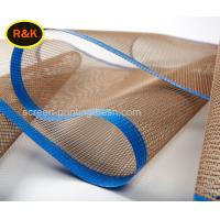 China PTFE Coated Screen Printing Materials Fiberglass Mesh Sheets For Cardboard Division wholesale