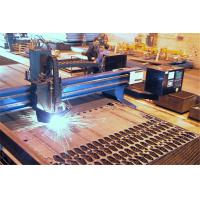 China Shipbuilding CNC Plasma Cutting Machine With American Hypertherm MAXPRO200 Plasma Cutting System wholesale