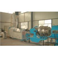 China Composite Pipe Production Line / Double Screw Extruder Machines wholesale