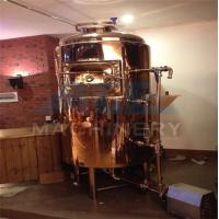 Buy cheap Liquefaction and Saccharification Tank 1000l saccharification tank beer brewing equipment from wholesalers