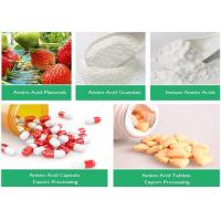 China Branch Chain Amino Acids BCAA CAS 69430-36-0 2:1:1 4:1:1 for Energy Nutritional Supplement wholesale