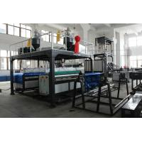 China 6.8T Air Bubble Packaging Machine , Air Bubble Sheet Machine Easy Operation wholesale